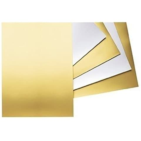 4 Ply Poster Board Gold 25 Count by Pacon Educational Products