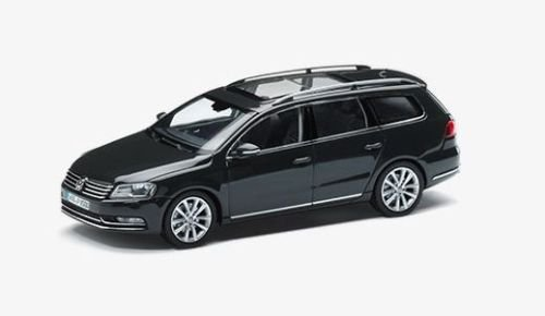 genuine-vw-passat-b7-estate-urano-grey-143-scale-diecast-model-car