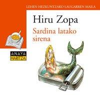 Sardina latako sirena / Sardine Latakia Sirens: 4 De Primaria / Fouth Level Elementary School