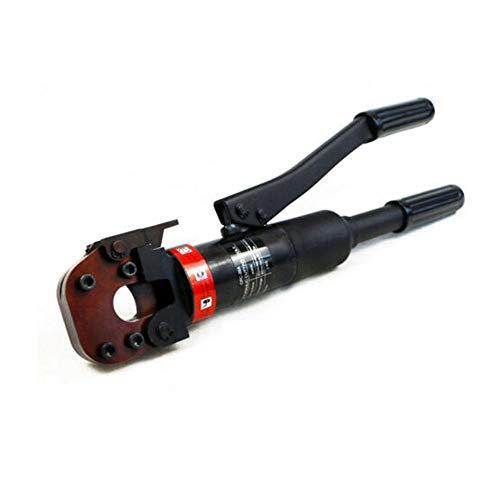 Tijeras hidráulicas para cable de alambre de metal, herramienta de corte de alambre, cortador de pernos 4-20 mm, 6T