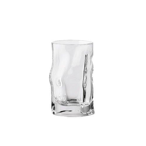 Bormioli Rocco Sorgente Amuse-Bouche 70ml, Coffret cadeau avec livret de recettes, 6 verres