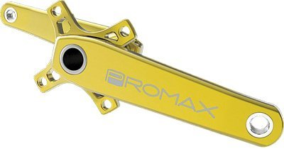 promax-hf-2-hollow-cold-forged-crank-2-piece-gold-24-x-180mm-by-promax
