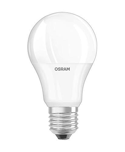 OSRAM LED SUPERSTAR Ampoule LED, Forme Classique, Culot E27, Dimmable, 9W Equivalent 75W, 220-240V, dépolie, Blanc Chaud 2700K, Lot de 1 pièce