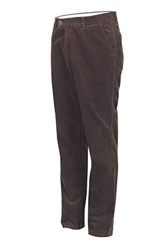 Club of Comfort - Herren Stretchcord Hose in verschiedenen Farben, Derry (5810) Schlamm (16)