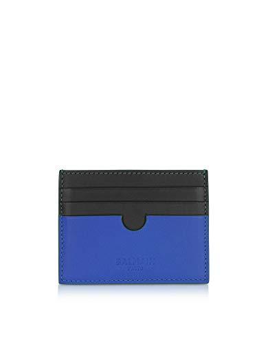 Balmain Luxury Fashion Herren SM1M022LGGESBC Blau Kreditkartenetui | Herbst Winter 19