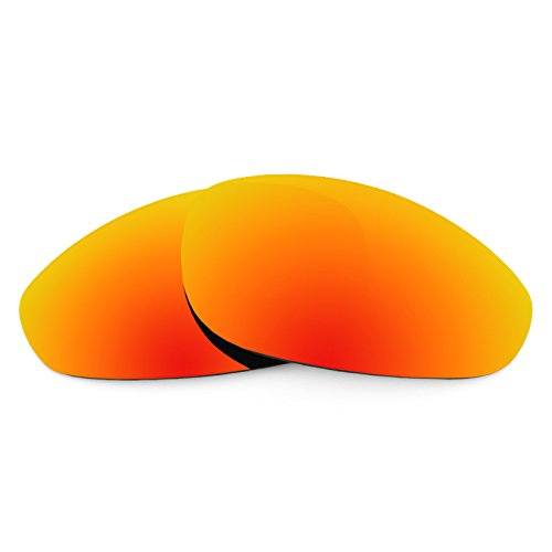 Revant Ersatzlinsen für Oakley Straight Jacket (1999) Feuerrot MirrorShield®