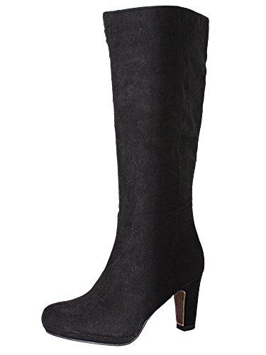 bottes tamaris canavalia 25819 noir, chaussures fe femme tamaris i73tamaris136 Noir