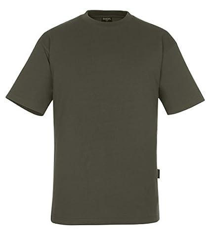 Mascot Java T- Shirt 4XL One, dunkel olive, 00782-250-19