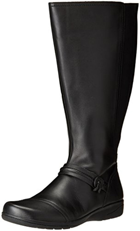 Cheyn Whisk Calf Riding Women's Clarks Wide Boot B574Fq