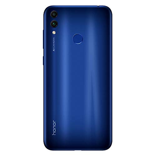 Honor 8C (Blue, 4GB RAM, 32GB Storage)
