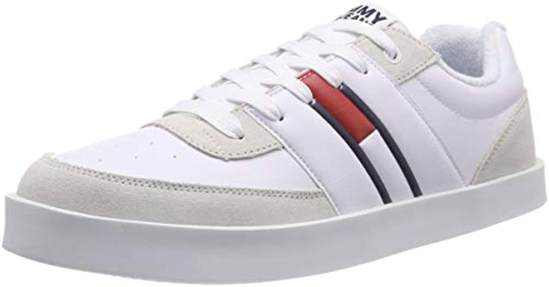 Hilfiger Hilfiger Hilfiger Denim Tommy Jeans Light scarpe da ginnastica, Scarpe da Ginnastica Basse Uomo   Shopping Online  914c06