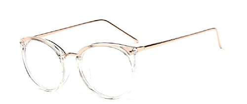 Preisvergleich Produktbild Embryform Bildschirm Bein fällt Brillenrahmen Retro-Anzug runde Brille Rahmengläser 2081
