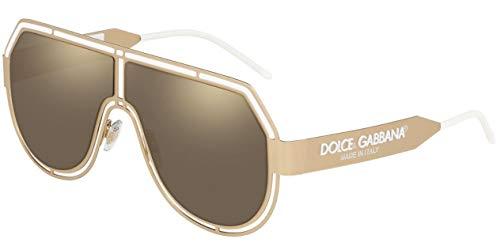 Ray-Ban Herren 0DG2231 Sonnenbrille, Pink (Matte Pale Gold), 59.0
