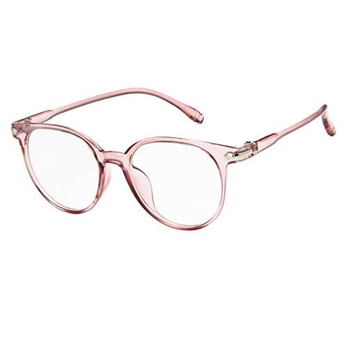iCerber UV400 Frauen Männer Vintage Runde Unisex Mode Aviator Spiegel Objektiv Sonnenbrille Polarisierte Sonnenbrille Retro Vintage Sonnenbrille, polarisiert mit rundem rahmen, für Frauen und Männer