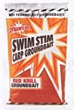 swim stim carp ground bait red krill UK POST ONLY