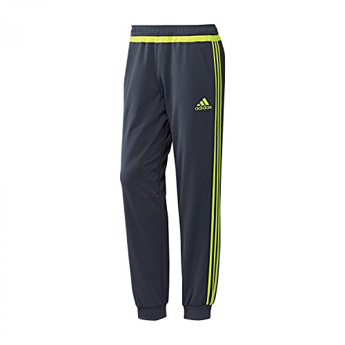 Adidas - Pantaloncini da uomo Real Madrid Sweat Pants, Uomo, Shorts Real Madrid Sweat Pants, Deespa/Syello, XS