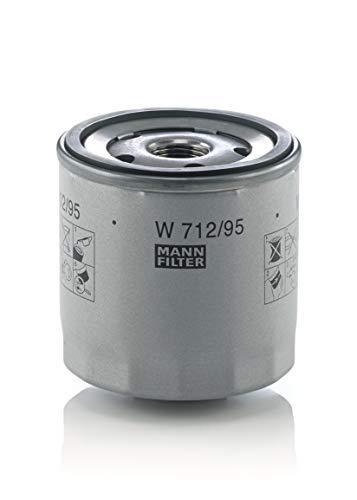 Original MANN-FILTER Ölfilter W 712/95 - Für PKW