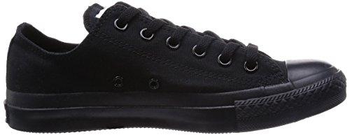 Converse Ctas Core Hi, Mode Sneaker Unisexe Adulte Noir Monochrome