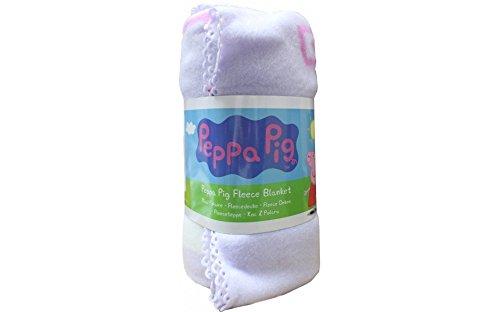 Peppa Pig Fleecedecke - Wickeln Sie warm mit Ihren Lieblingscharakteren auf!