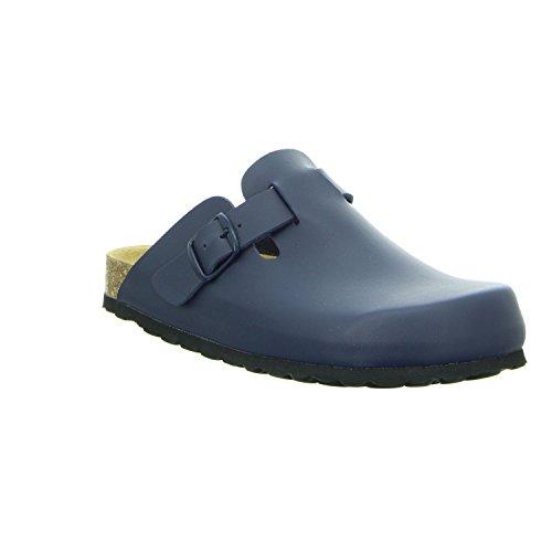 LONGO 1005523, Mules pour Femme Bleu