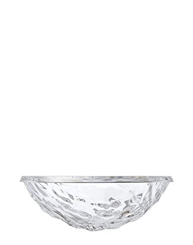 Kartell Moon 1220B4 Bowl Transparent Crystal Clear by Kartell