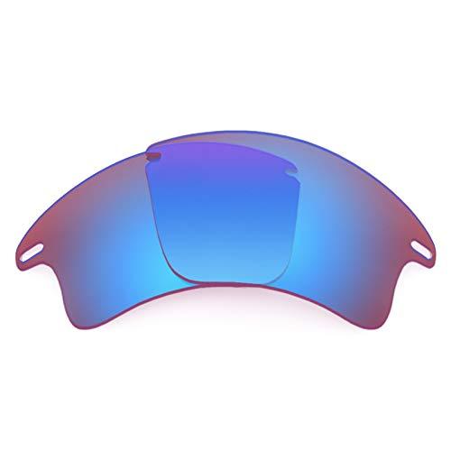 Revant Ersatzlinsen für Oakley Fast Jacket XL Elite Tracer Rosa MirrorShield®