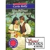 Miss Billings Treads the Boards (Signet Regency Romance)