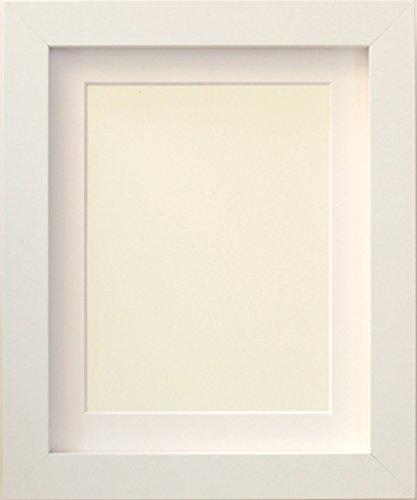 Tailored Frames Marcos Medida diseño Cuadros Blancos