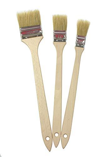 Heizkörper Malerpinsel 3 tlg. 2,54 cm;2,54 cm;5,08 cm/25;36;63 mm