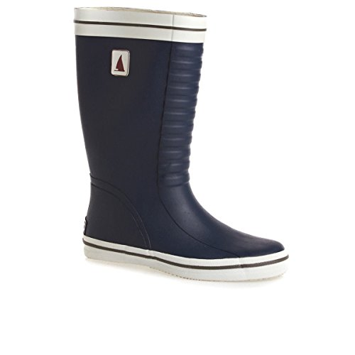 Musto Classic Deck Boot in NAVY FS0710/720