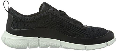 Ecco Intrinsic 1 Mesdames, Chaussures De Sport En Plein Air Femme Noir (black51052)