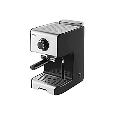 Beko CEP5152B Barista Espresso Maker Coffee Machine - Black by Beko