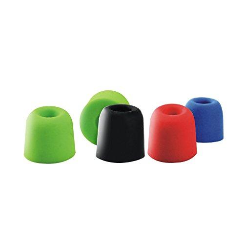 ⭐️KLIM Kopfhörer Ohrhörer 4.9mm Memoryschaum – 20 Ohrhörer – Überaus bequem – Isolierung von Außengeräuschen – 2 Verschiedene Größen 2019 Version - 2