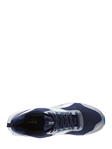 Reebok Bd4961, Scarpe da Trail Running Uomo Blu (Collegiate Navy/Horizon Blue/White)