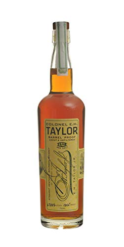 Colonel E H Taylor Barrel Proof 2017 for sale  Delivered anywhere in UK