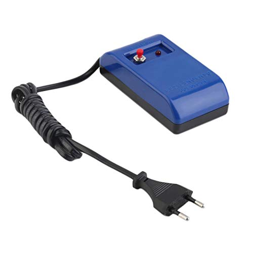 Zuionk Watch Repair Schraubendreher Pinzette elektrische entmagnetisieren Entmagnetisierer Tools Werkzeuge