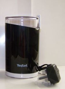 Tefal GT203840 Coffee Grinder Twin Function Mill To Grind Coffee, Spices, Seeds.
