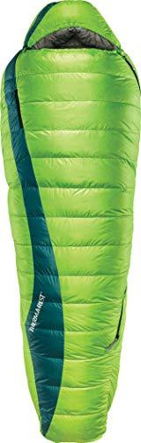 Therm-a-Rest Questar HD Sleeping Bag Regular Gemini Green 2019 Schlafsack