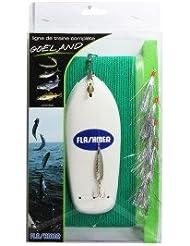Ecoline–Línea de curricán para pesca con línea de mano, GOELAND