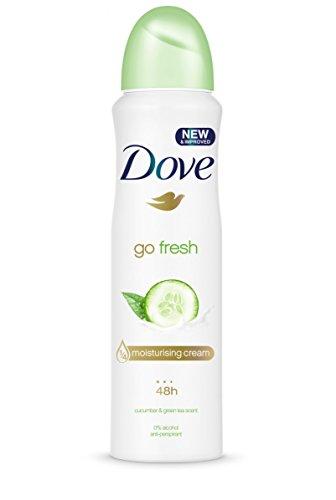Dove Go Fresh Pepino Té Verde Desodorante