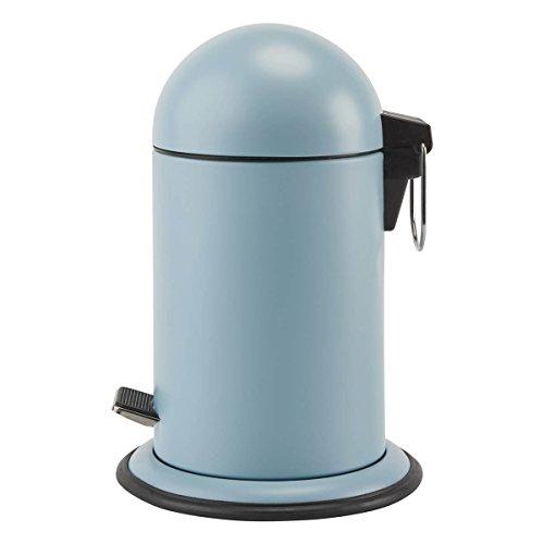 Abfalleimer Bad Kosmetikeimer Aquanova Ona Aquatic Hellblau 3 Liter