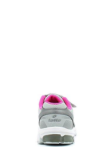 Lotto , Chaussons de gymnastique pour fille Gris - Grigio