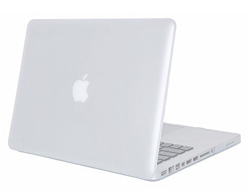"""MacBook Pro 13 Hülle, iNeseon Ultra Slim Leichte Hartschale Tasche Cover Case Schutzhülle für Apple MacBook Pro 13"""" 13.3"""" zoll Modell:A1278(Klar)"""