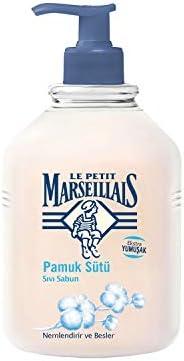 Le Petit Marseillais Pamuk Sütü Sıvı Sabun, 500 ml