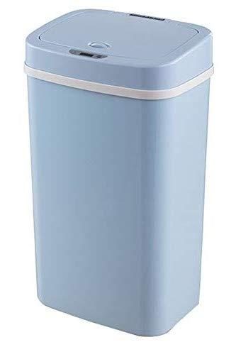 Paul - Mülleimer, Windeleimer, geruchsdicht ohne Nachfüllkassetten - automatische Öffnung (Blau)