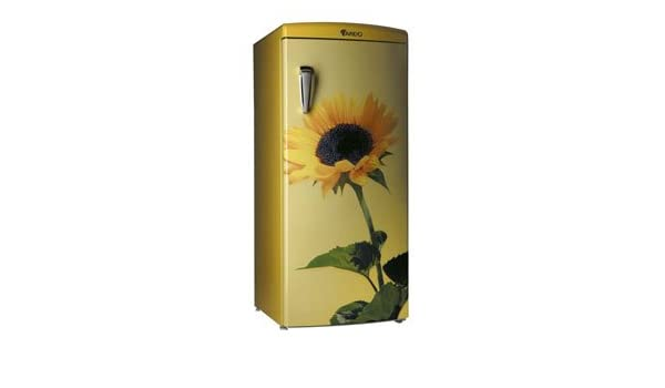 Foron Kühlschrank Retro : Foron stand kühlschrank mpo shsf sunflower eek a