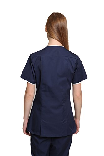 Mirabella Health and Beauty Clothing - Camicia - Tunica -  donna Navy / White trim