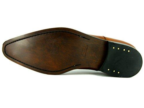 J.BRADFORD Chaussures Richelieu JB-aubert Camel Marron