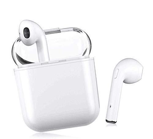 Auricular inalámbrico Bluetooth Inalámbrico Auriculares In-Ear Auriculares Anti-Sudor para reducción de Ruido Compatible con iPhone 7 / 7p, 8 / 8p, Samsung, Android, etc.