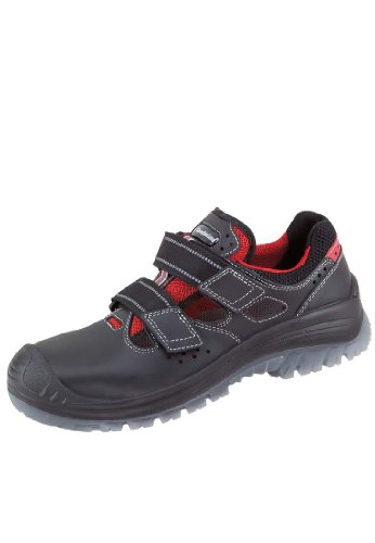 Canadia Line Creta, lavoro scarpa EN ISO 20345: 2011S3 Nero (nero)